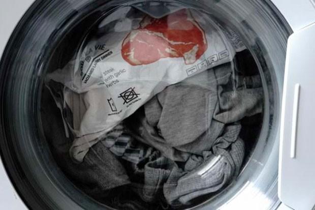 Máquina de lavar (Foto: Reprodução)