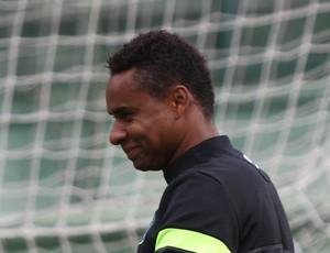 Jajá, meia-atacante do Coritiba (Foto: Divulgação/ Site oficial Coritiba)