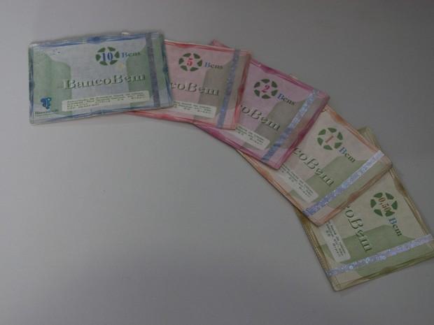 Moeda tem valor equivalente ao Real (Foto: Izabelly Possatto / VC no ESTV)