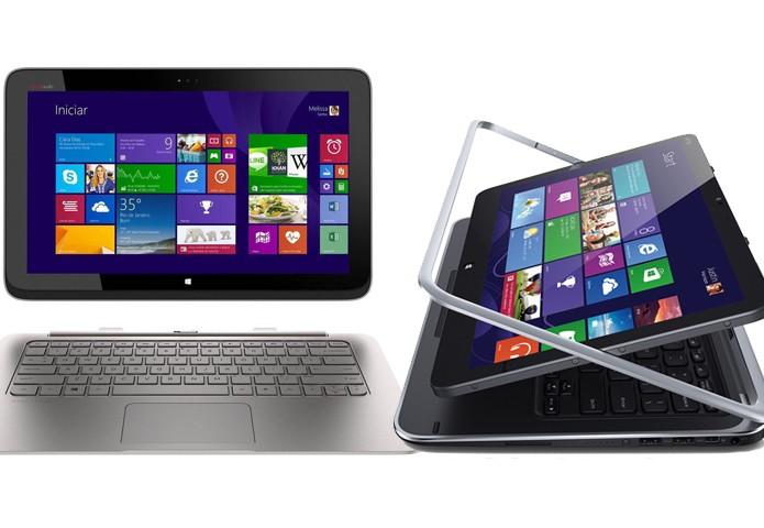 Ultrabooks: diferença entre a versão 2 em 1 e o modelo Conversível da Dell