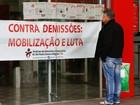 Bancários fazem paralisação e agências na Paulista ficam fechadas