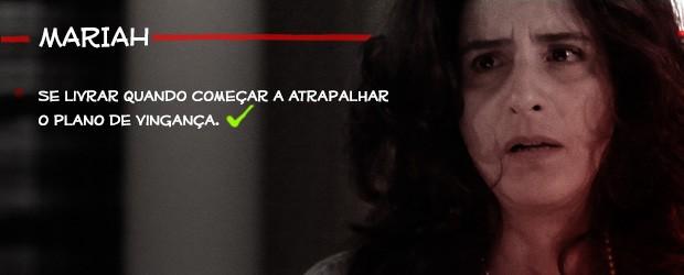 Mariah (Foto: Amor à Vida/TV Globo)