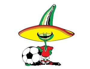 Mascote Copa do Mundo 1986 - Pique (Foto: Reprodução)