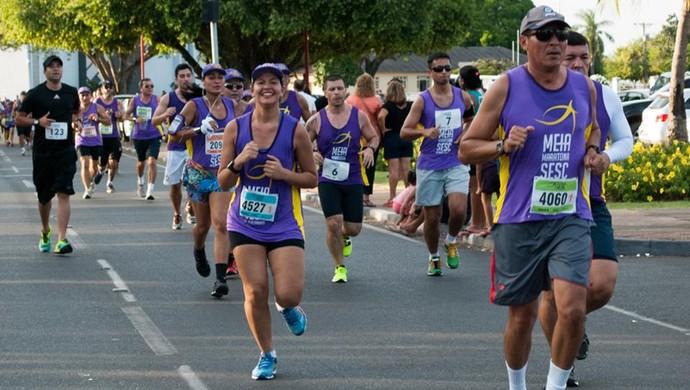 Organização espera a participação de 1.800 corredores (Foto: Ascom/Sesc)