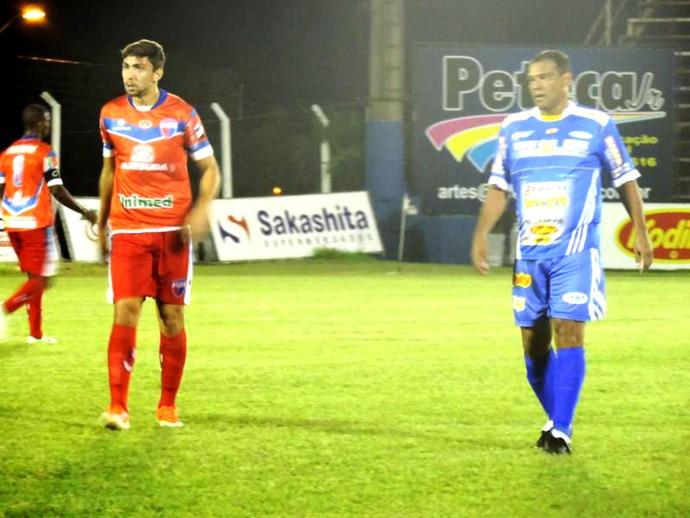 Fernandópolis x Grêmio Prudente, Müller (Foto: Marcos Lavezo)
