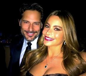 Sofia Vergara e Joe Manganiello (Foto: Instagram/Reprodução)