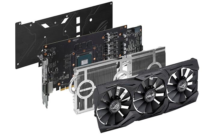 GTX 1060 ja é preparada para realidade virtual (Foto: Divulgação/Asus) (Foto: GTX 1060 ja é preparada para realidade virtual (Foto: Divulgação/Asus))