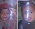 Irmãos morrem abraçados após casa pegar fogo (Reprodução / Inter TV)