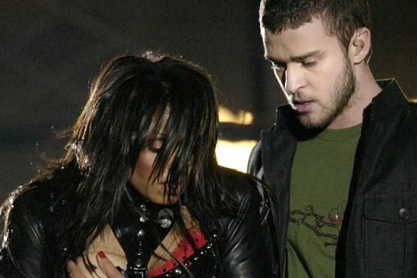 Janet Jackson e Justin Timberlake (Foto: Reprodução)