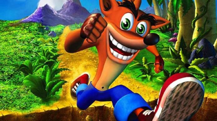 Crash Bandicoot era praticamente um mascote da Sony na época do PlayStation One (Foto: GENGame)