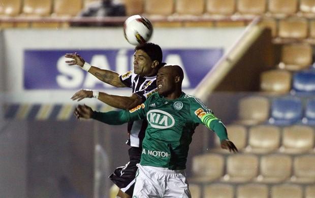 Renato Botafogo Marcos Assunção Palmeiras (Foto: Marcos Bezerra / Futura Press)