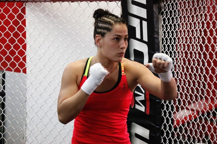Jessica Eye (Foto: Evelyn Rodrigues)