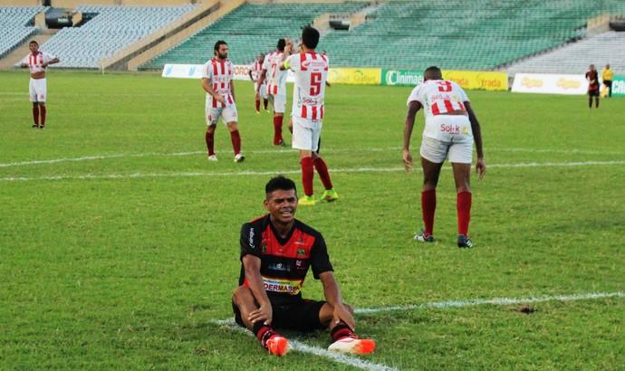 Roberto Jacaré  (Foto: Abdias Bideh/GloboEsporte.com)