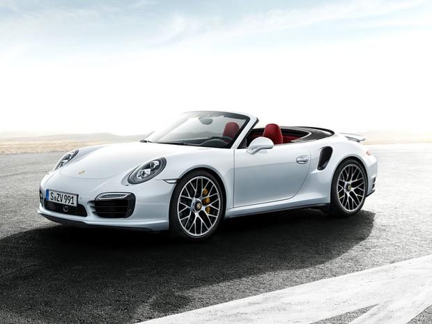 Auto Esporte Porsche 911 Turbo S Cabriolet Est 225 224 Venda No Brasil Por R 1 2 Milh 227 O