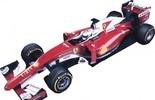 Ferrari terá faixa branca no carro de 2016, diz jornal italiano; veja fotos (Reprodução/La Reppublica)