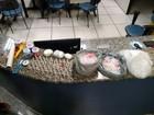 Jovem é apreendido com drogas e munições em Cabo Frio, RJ