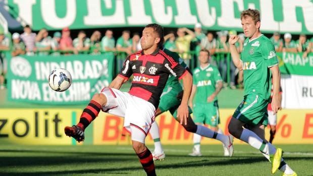 Canteros Chapecoense x Flamengo (Foto: Getty Images)