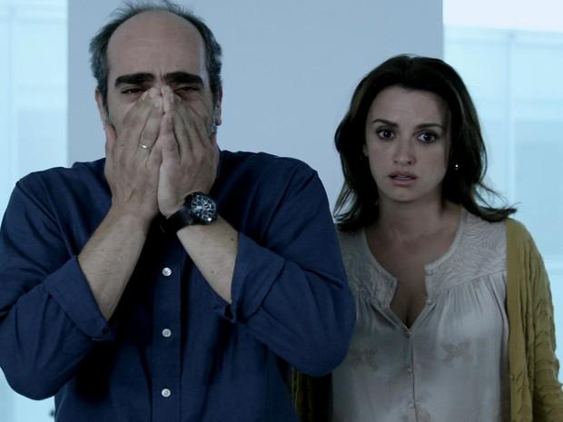 Cena de Ma ma, filme que encerra do BIFF, em Brasília (Foto: Reprodução)