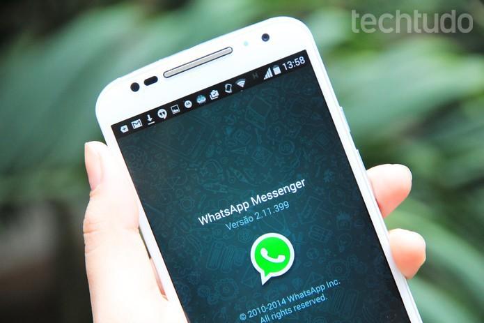 CGI.br divulga nota sobre bloqueio do WhatsApp (Foto: Anna Kellen Bull/TechTudo)