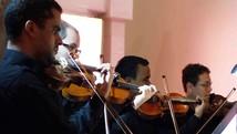 Osba faz concerto durante  3ª Bienal da Bahia; confira (Egi Santana/G1)