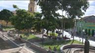 Projeto embeleza cidade de Areia com flores nos prédios históricos