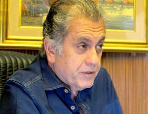 Carlos Miguel Aidar, novo presidente do São Paulo (Foto: Carlos Augusto Ferrari)