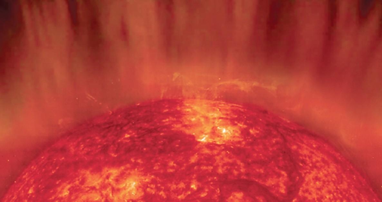 (Foto: ESA&NASA/SOHO)