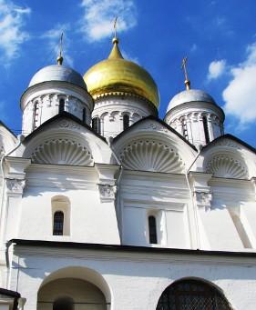 Exposição de fotos de igrejas de Moscou segue até o fim de maio na UFSCar (Foto: Amarílio Ferreira Jr,)