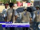 São José dos Campos faz primeiro arrastão contra dengue em 2017