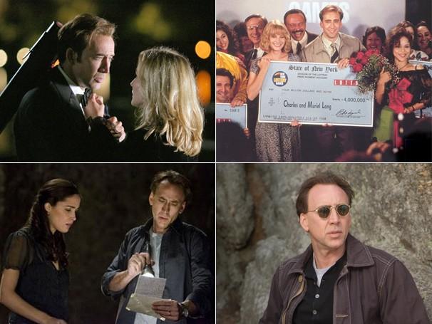 Nicolas Cage já protagonizou mais de 60 filmes ao longo da carreira (Foto: Divulgação / Reprodução)