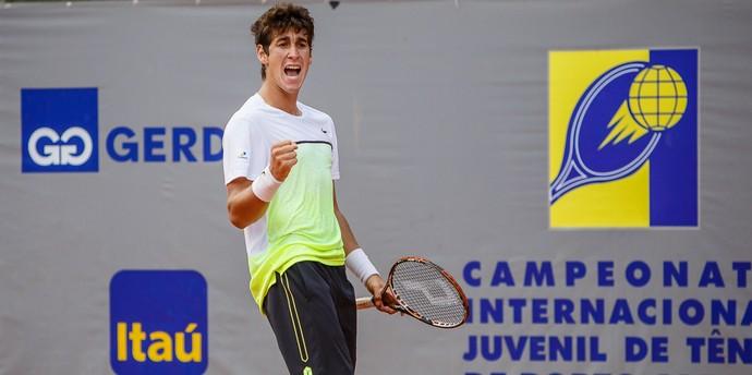 Orlando Luz Orlandinho tênis brasileiro  (Foto: Heusi Photo/Divulgação)