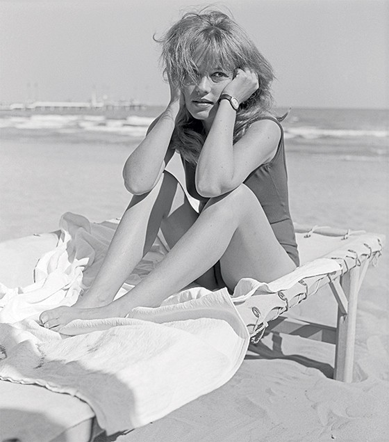 Jeanne Moreau (Foto: Archivio Cameraphoto Epoche/Getty Images)