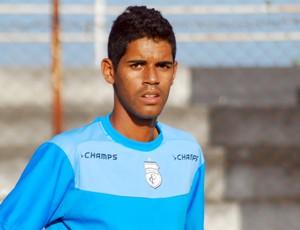 Aderlan, lateral-direito do Treze (Foto: Leonardo Silva / Jornal da Paraíba)