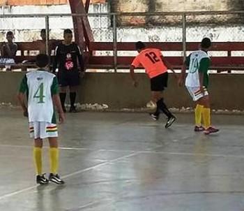 Futsal Sub-16 LAF Acre (Foto: Elliton Batista/Arquivo Pessoal)