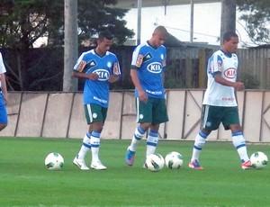 Mauricio Ramos, Palmeiras (Foto: Diego Ribeiro / Globoesporte.com)
