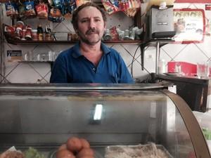 Sócio de bar entrou na Justiça contra proibição (Foto: Gabriel Barreira/G1)