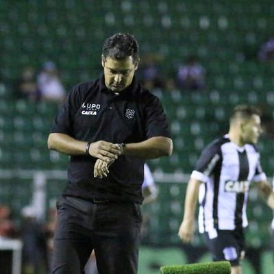Marquinhos Santos Figueirense (Foto: Luiz Henrique/Figueirense F.C.)