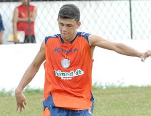 Ricardo Capanema teve passagem pelo Remo em 2007 (Foto: Ary Souza/Arquivo)