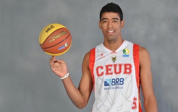 NBB basquete Ronald Brasília (Foto: João Pires/LNB)