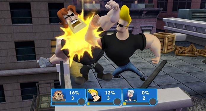 Cartoon Network: Punch Time Explosion XL (Foto: Divulgação)