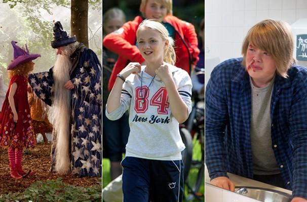 Os filmes holandeses 'Escola de Bruxas' (2010), 'Jogo da Vida' (2012) e 'Um Grito de Socorro' (2013) (Foto: Divulgação/Reprodução)