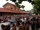 Blocos arrastam foliões no carnaval de Ubá