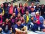Forrozeiros seguem disputando a Gincana Junina do 'Globo Esporte'