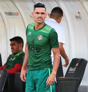 Jaime Santa Cruz (Foto: Marlon Costa / Pernambuco Press)
