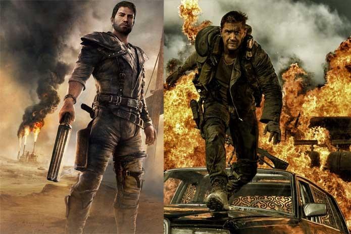 Mad Max tem semelhanças com o novo filme (Foto: Reprodução/Felipe Vinha)