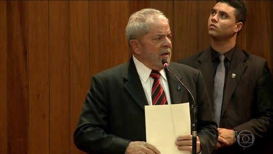 MPF denuncia Lula por crimes investigados na Operação Zelotes