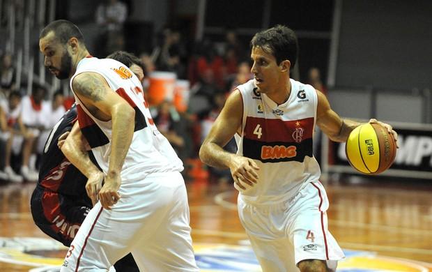 NBB Marcelinho Flanengo basquete (Foto: Alexandre Vidal / Fla imagem)