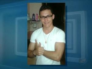 O estudante Marcos Delefrate, morto na quinta-feira (20) durante protesto em Ribeirão Preto (Foto: Reprodução/EPTV)