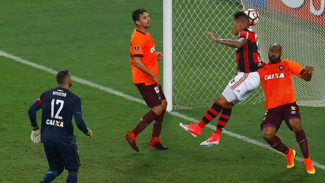 4ba9e1b09d Flamengo x Atlético-PR - Taça Libertadores 2017-2017 - globoesporte.com