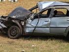 Acidente deixa dois mortos e dois feridos na Rodovia Washington Luís